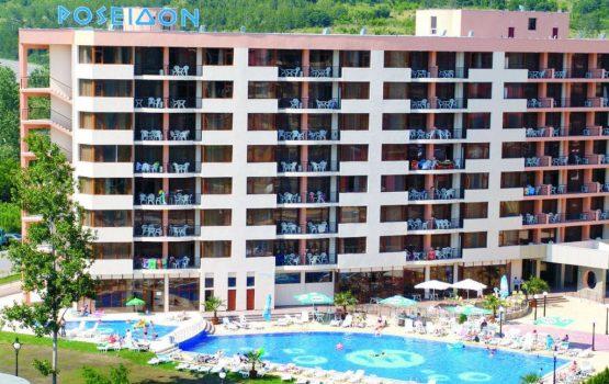 Poseidon Hotel in Sunny Beach